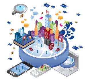 Росатом представил базовую платформу «Умный город»