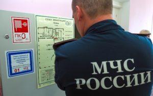 В Госдуму РФ внесен законопроект об автоматическом дублировании сигнала о возгорании в местах с массовым пребыванием людей