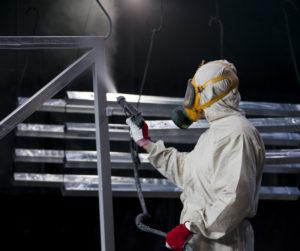 Российский разработчик создал уникальный по условиям нанесения огнезащитный состав